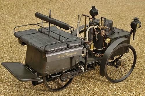 Oldest Running Car