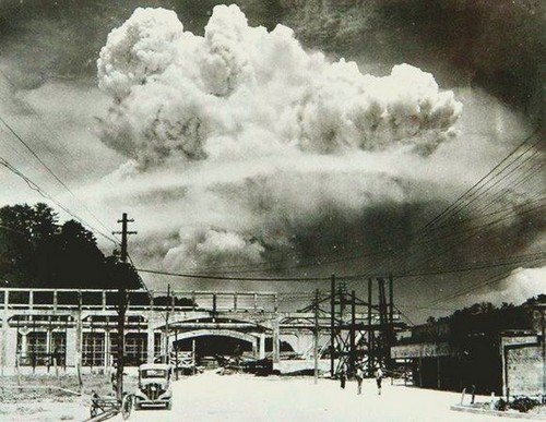 Nagasaki historical photographs