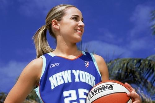 Beautiful Women in Sports
