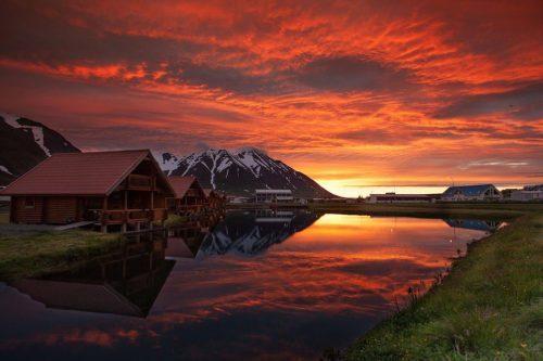 Ισλανδία Sunset Lodge