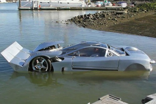 Incredible Amphibious Cars