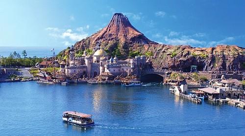 Islands for Tokyo Disneyland