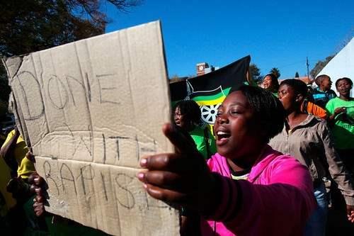 Rape Crimes Zimbabwe