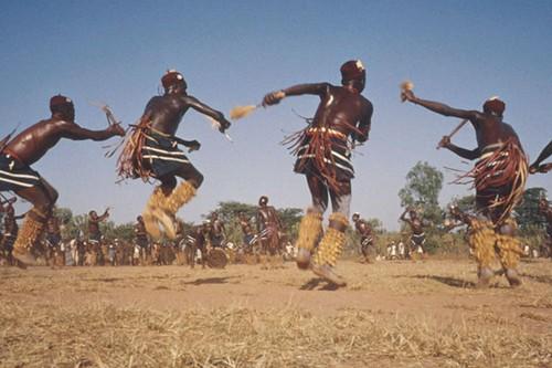 Afrikanische sex rituale