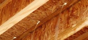 Weyerhaeuser Edge Gold™ Flooring Panels Now Stand Up to Rain Even Better