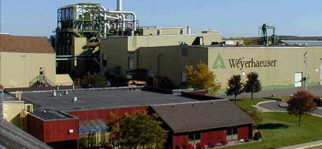 Weyerhaeuser's Grayling OSB Mill Celebrates 30-year Anniversary