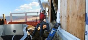Weyerhaeuser Sends Materials for World Vision's Rebuilding Efforts