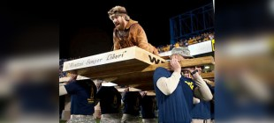 West Virginia University Uses Parallam PSL to Support the Mountaineer
