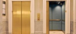 Going up? Wood-constructed elevator shafts make good sense