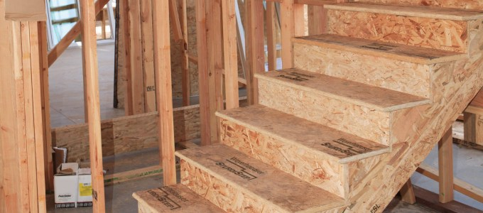 Weyerhaeuser SturdiStep Stair Treads Engineered for Uniformity, Durability