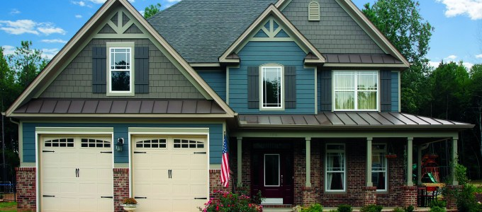 Color, Curb Appeal Drive 2014 Siding Trends