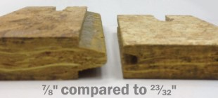 Upgrading to 7/8″ OSB Provides Floor-Performance Benefits for Energy-Efficient Homes