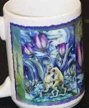 mug rain frogs side 2