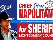 Chuck Norris Endorses Jim Napolitano