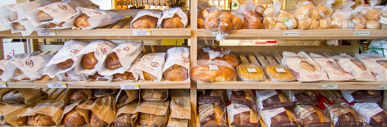 Fresh Bread Daily