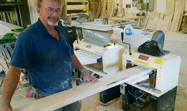 Gene Vickers & his Woodmasters