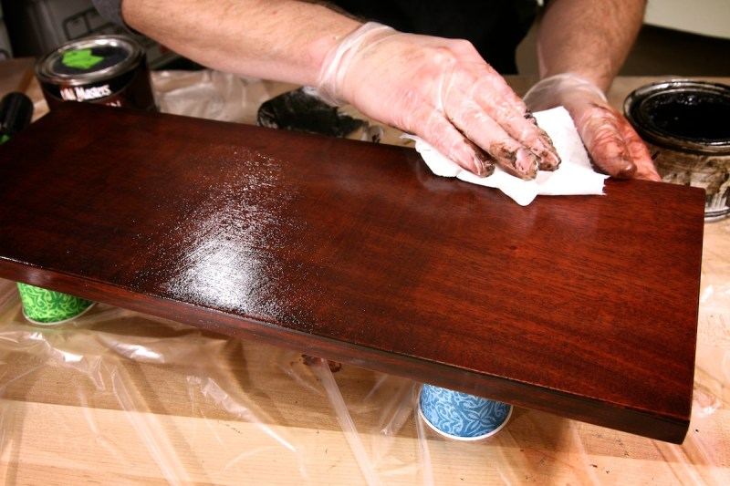 Large Of Red Mahogany Stain