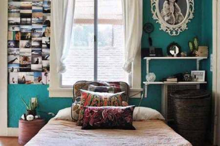 charming boho bedroom ideas 11