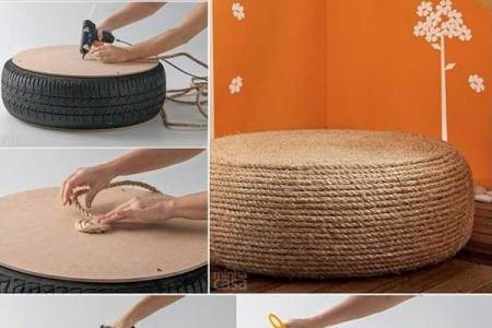 diy home decor with rope 3