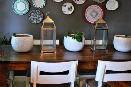 gallery for > kitchen wall decor ideas