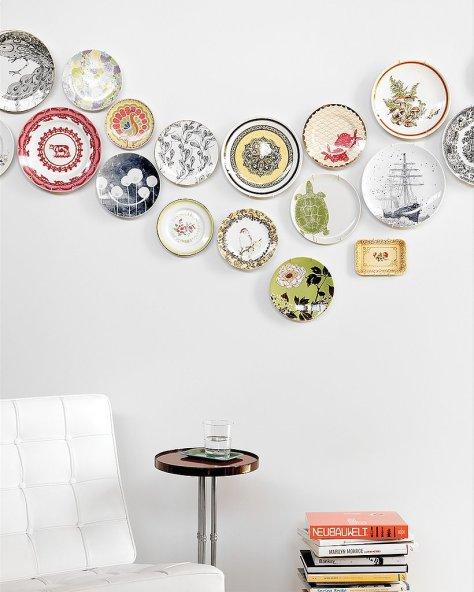 ...  Vijf DIY ideeën voor een muurdecoratie - het Woonschrift