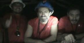 mineros en chile