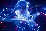 traje de luces led