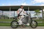 Bicicleta electrica erocket