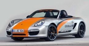 Porsche Boxster-E