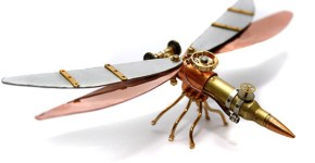Arte-Robots dragonfly