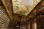 Biblioteca del Monasterio de Strahov en Praga