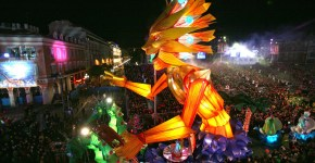 France Nice Carnival