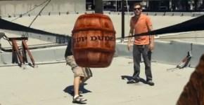 Angry Barrels