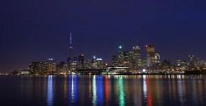 Ciudades por la noche
