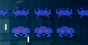 Videojuego Space Invaders