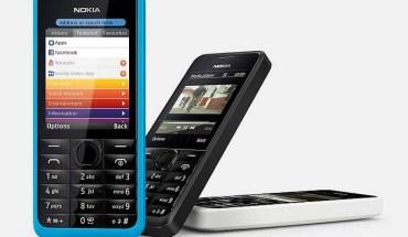 Nokia 301 a 85 dolares