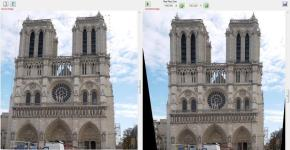 corregir angulo y perspectiva de fotos