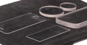 Crista de zafiro para pantallas de portatiles