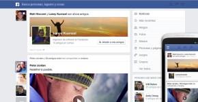 Ell nuevo Facebook 2013, Newsfeed