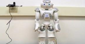 Tratamientos autismo usando Robot humanoide