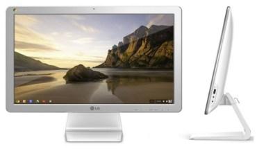 Computadora desktop Chromebase con Chrome OS