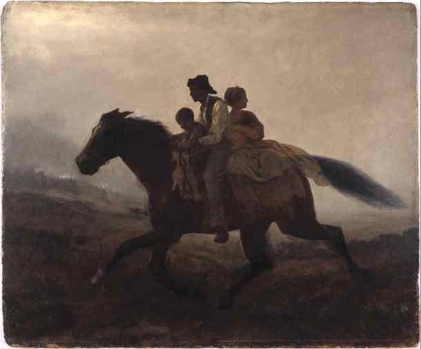 Eastman_Johnson_-_A_Ride_for_Liberty_--_The_Fugitive_Slaves_-_Google_Art_Project