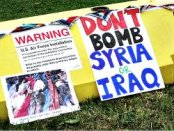Don't Bomb Syria or Iraq