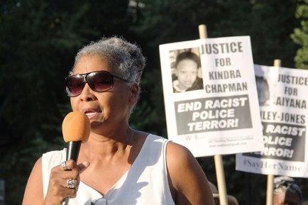 Brenda Stokely, IWWD Coalition co-chair