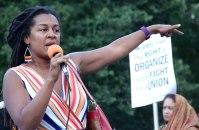 Janviere Williams, Panamanian activist