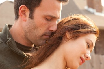 Ben Affleck and Olga Kurylenko in 'To the Wonder'.