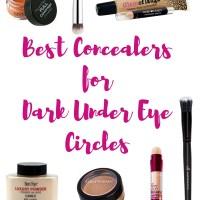 Best Concealers for Dark Under Eye Circles