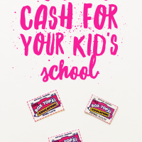 How to Earn Cash for Your Kid's School
