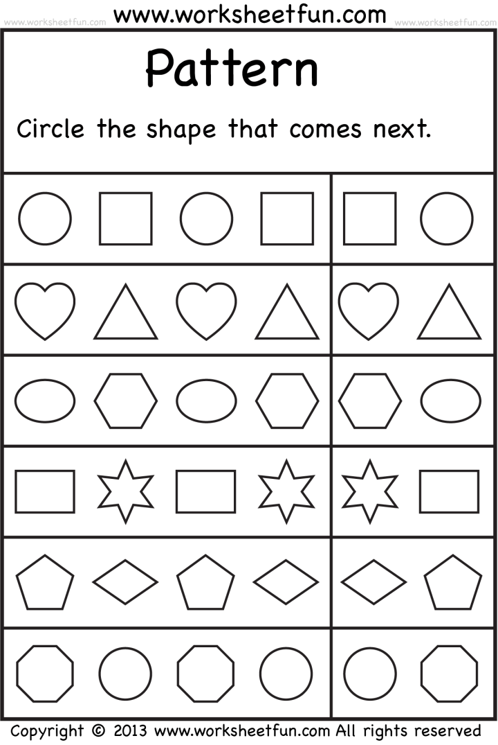 Abc Tracing Worksheets For Kindergarten – Abc Pattern Worksheets