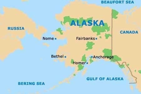 fairbanks maps and orientation fairbanks, alaska ak, usa
